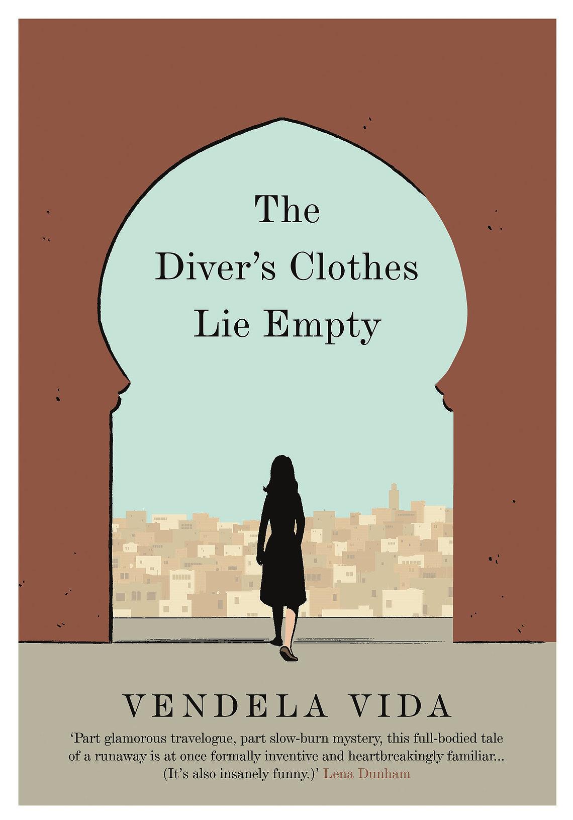 Diver S Clothes Lie Empty