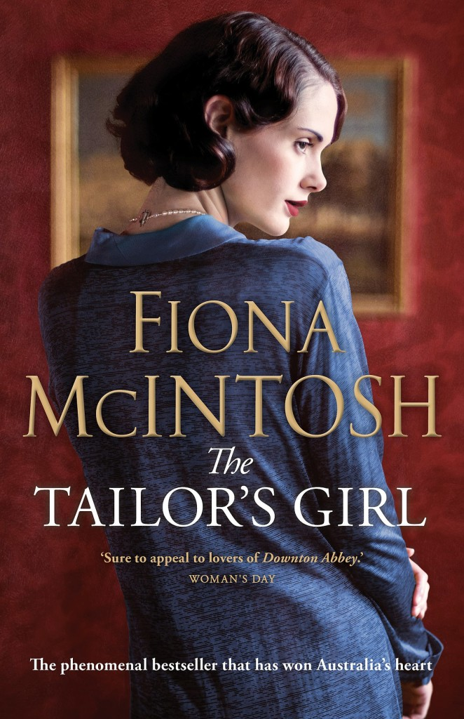 The Tailors Girl Cover